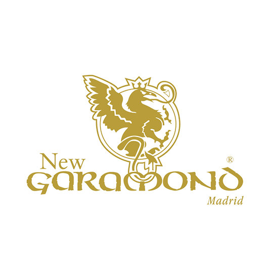 Logo New Garamond