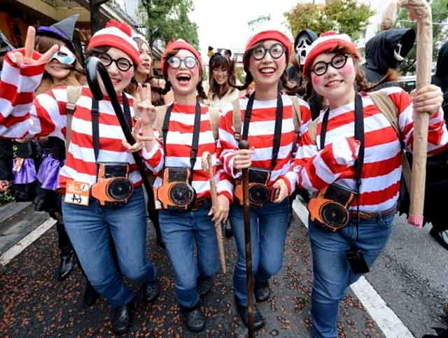 Disfraz Wally Carnaval Madrid 2016