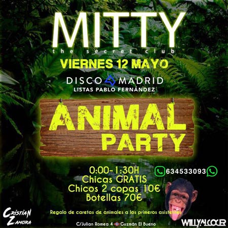 Flyer Mitty 12 mayo 2017