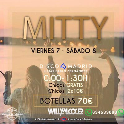 Flyer Mitty 7 y 8 abril 2017