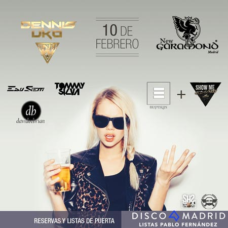 Flyer New Garamond 10 febrero 2017