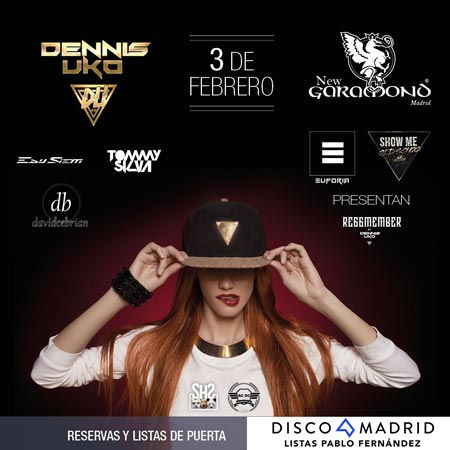 Flyer New Garamond 3 febrero 2017