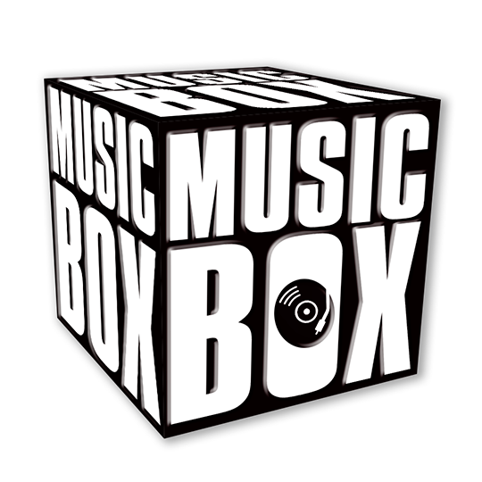 Logo Music Box discoteca Joy Eslava Madrid