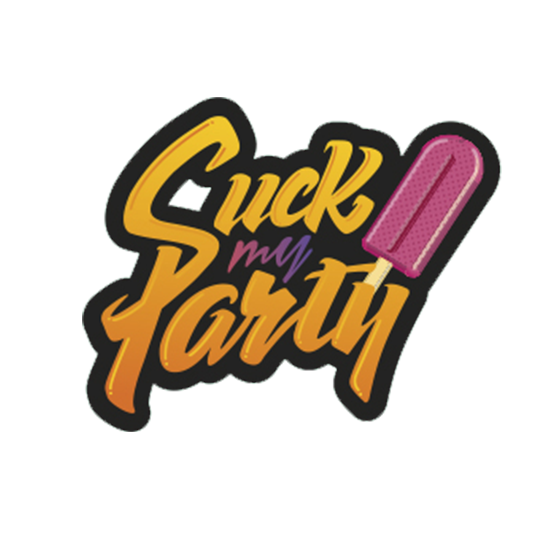 Logo Suck My Party