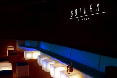 Zona vip Gotham The Club Madrid